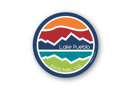 Wholesale Mountain Life Sticker