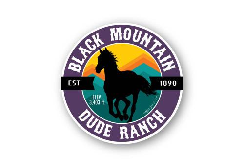 Wholesale Summit Horse Sticker