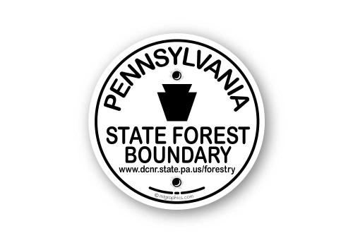 Wholesale Boundary Marker Sticker