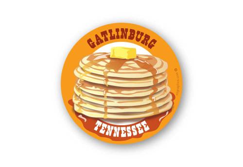 Wholesale Pancakes Sticker