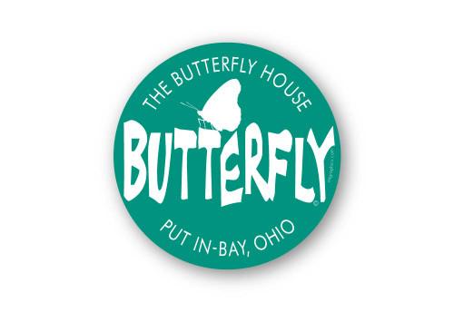 Wholesale Butterfly Sticker