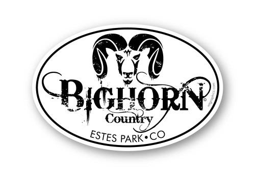 Wholesale Bighorn Stamp Sticker