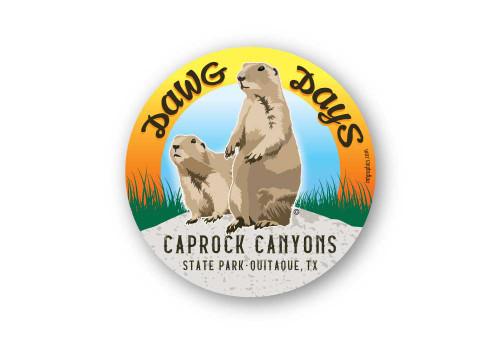Wholesale Prairie Dog Sticker
