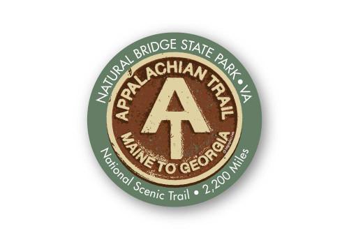 Wholesale AT Emblem Sticker