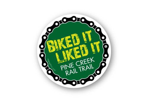 Wholesale Bike Chain Sticker