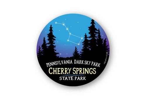 Wholesale Dark Sky Big Dipper Sticker