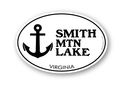 Wholesale Anchor Sticker