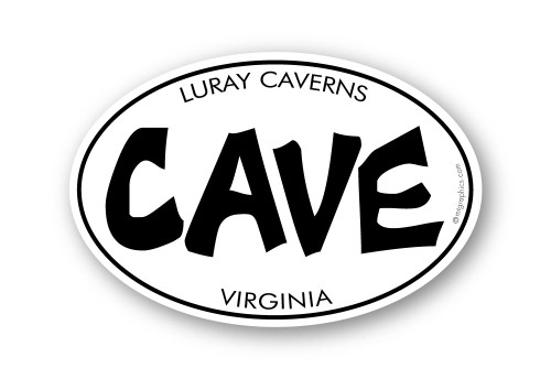 Wholesale Funky Cave Sticker