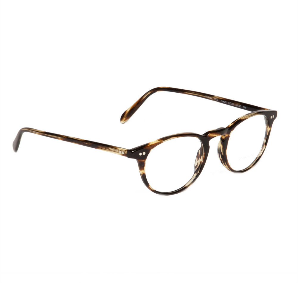 Oliver Peoples Riley-R Cocobolo