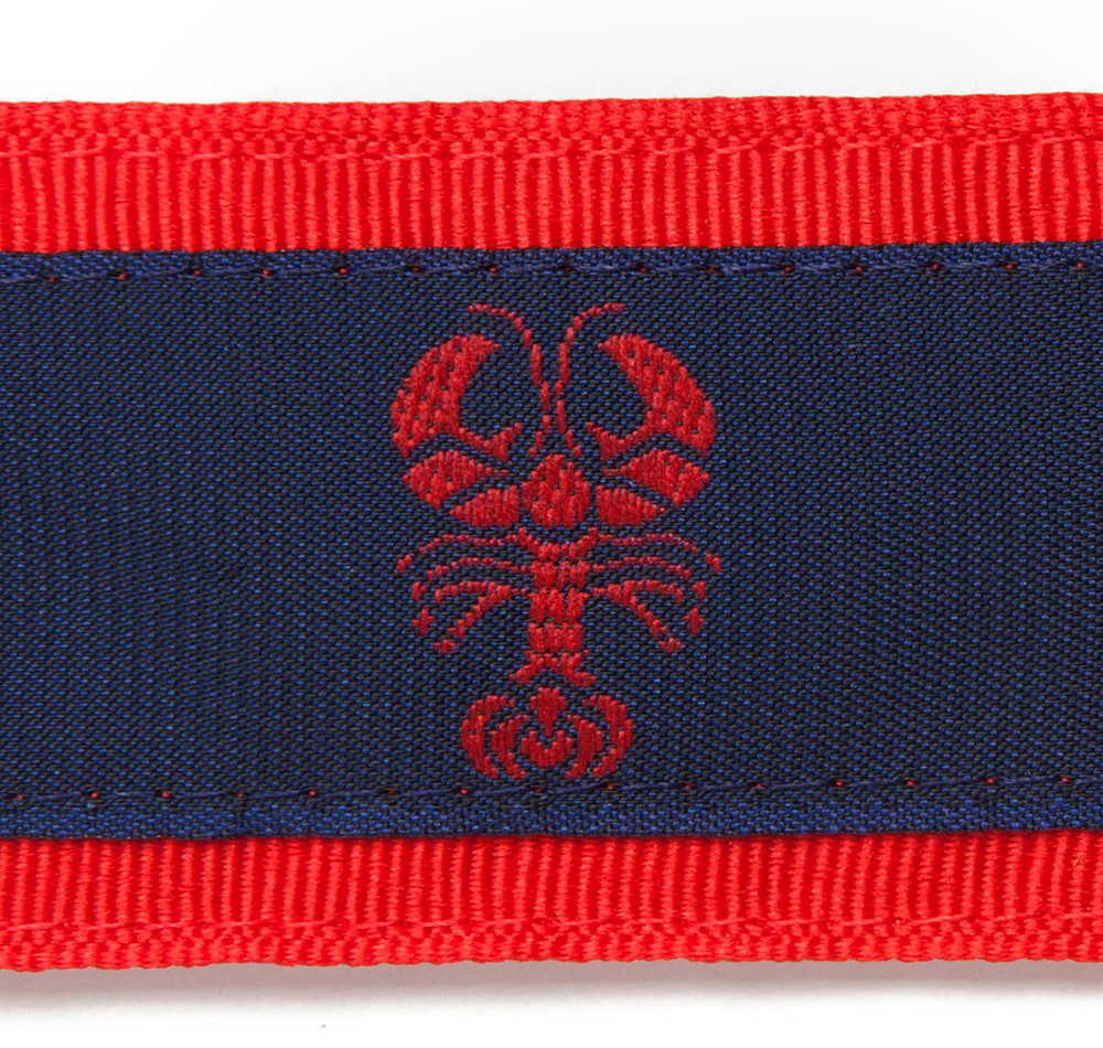 Lobster Ribbon Belt