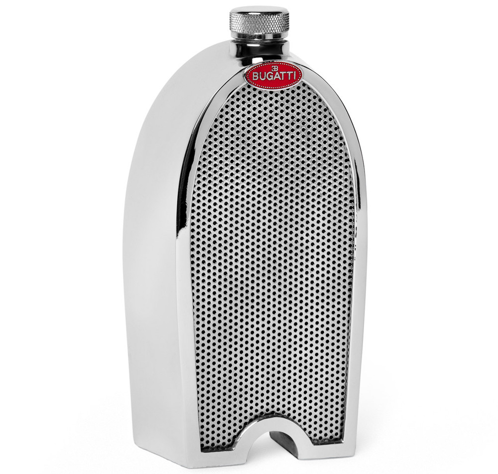 Bugatti Chrome Radiator Grille Decanter