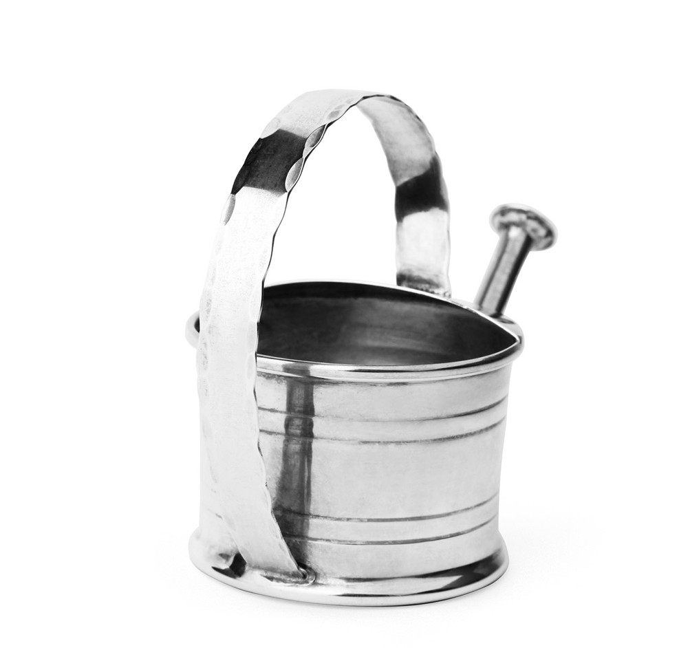 Cartier Sterling Silver Watering Can Vermouth Dropper