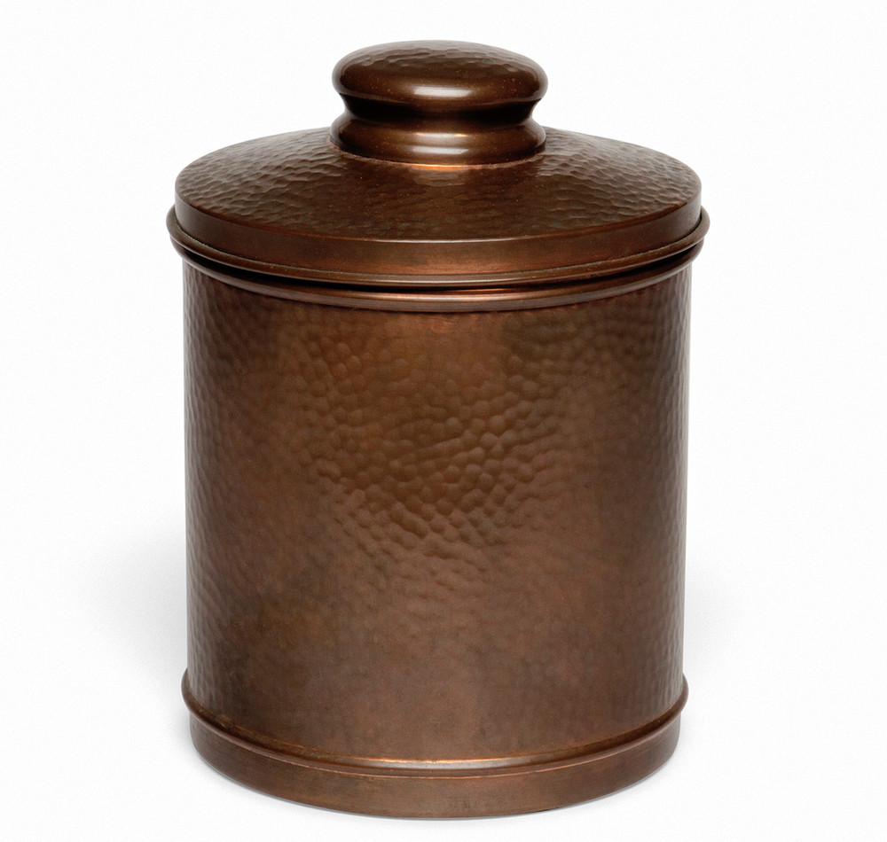 Benson & Hedges Copper Hammered Cigar Humidor