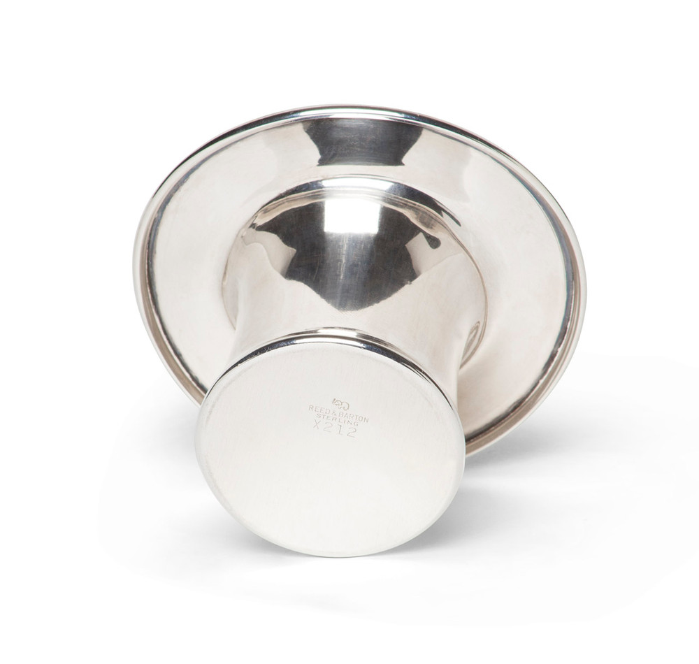 Sterling Silver Top Hat Ashtray
