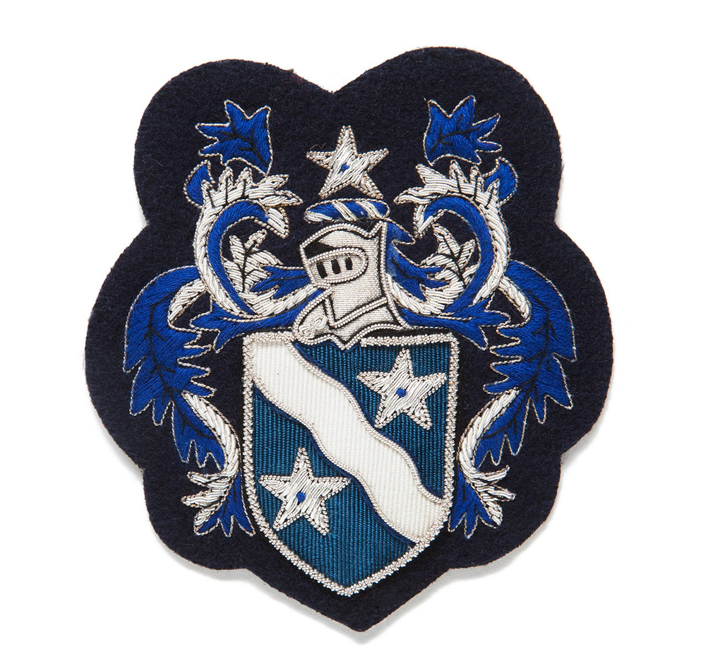 Benson & Clegg Star, Crest & Bend Badge