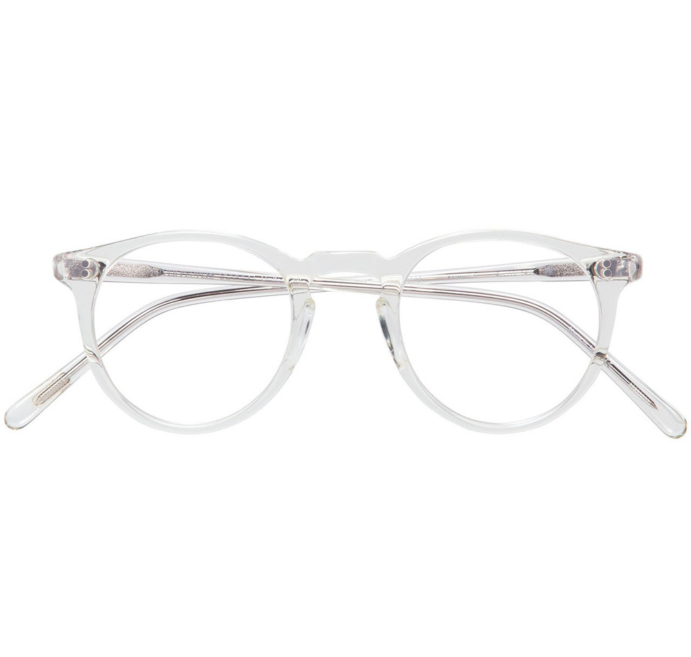 Oliver Peoples O'Malley Beige Crystal