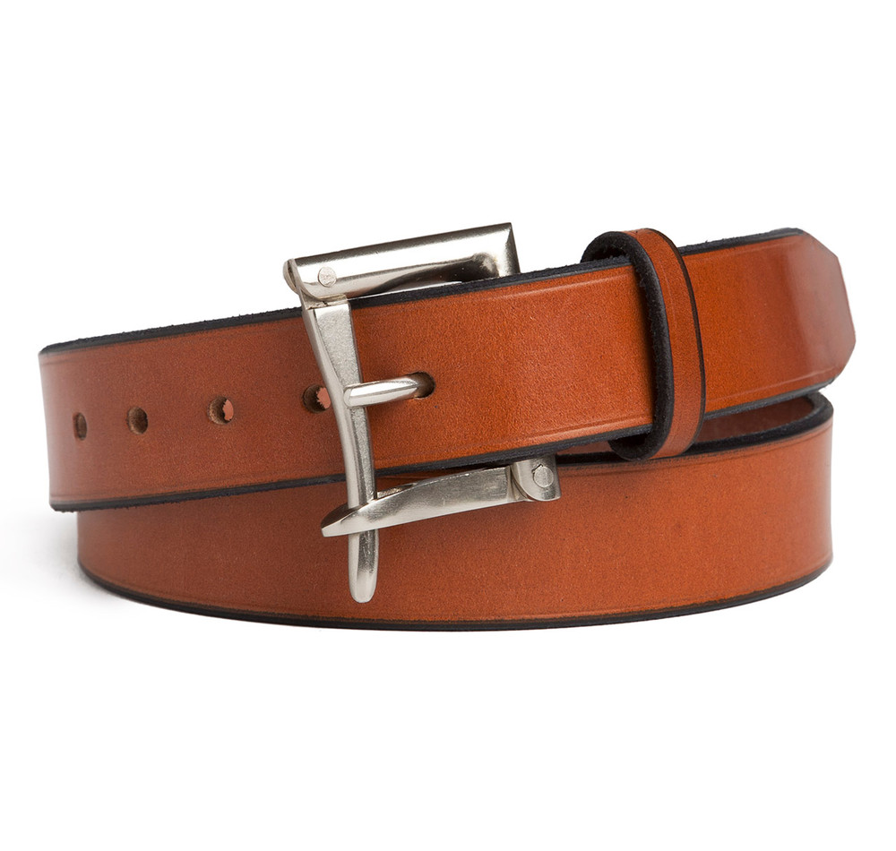 Quick Release Pick Belt in Cognac