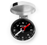 Sterling Silver Pocket Compass