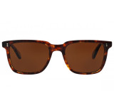 Oliver Peoples NDG Sun Ashwood with Java VFX Polar Glass