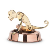 Art Deco Monkey Form Ashtray & Cigar Cutter