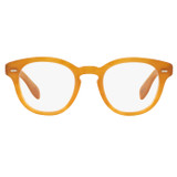 Oliver Peoples Cary Grant Semi Matte Amber Tortoise