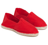 SIR JACK'S Toro Red Espadrilles
