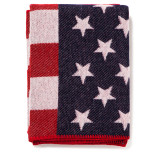 Faribault Woolen Mills American Flag Throw