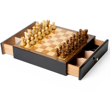Daniel Marshall Limited Edition Chess Humidor