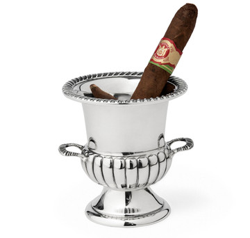Sterling Silver Champagne Bucket Ashtray