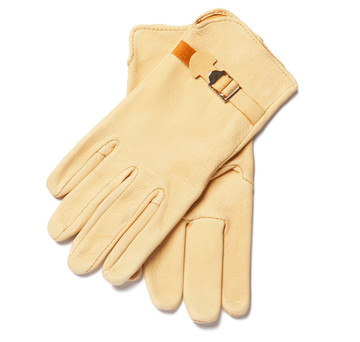Buckskin Tan Ranger Gloves