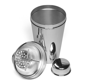 James Dixon & Sons Silver-Plated Cocktail Shaker