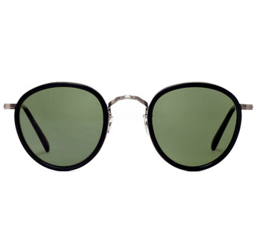 Oliver Peoples MP-2 Sun Matte Black Pewter with G15 Polar Glass