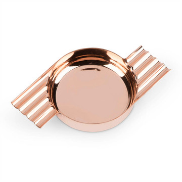 Art Deco Revere Copper Ashtray