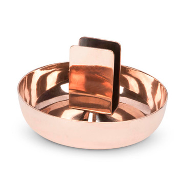 Heinrichs Beaux Arts Copper Ashtray