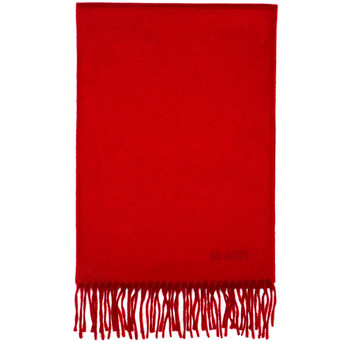 Sir Jack's Crimson Scarf
