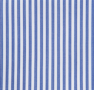 Lennox French Stripe Shirt French Cuff