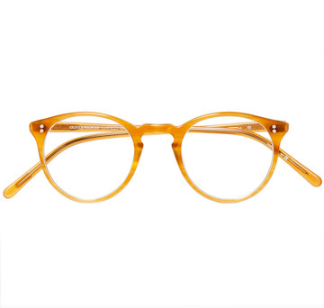 Oliver Peoples O'Malley Amber Tortoise
