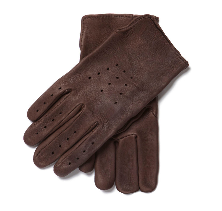 Maduro Deerskin Driving Gloves