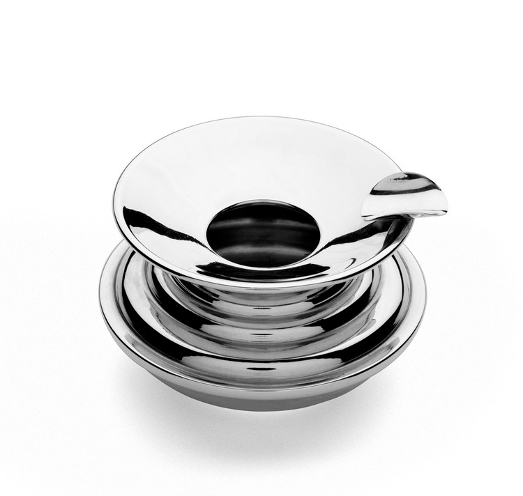 Cartier Sterling Silver Personal Ashtray