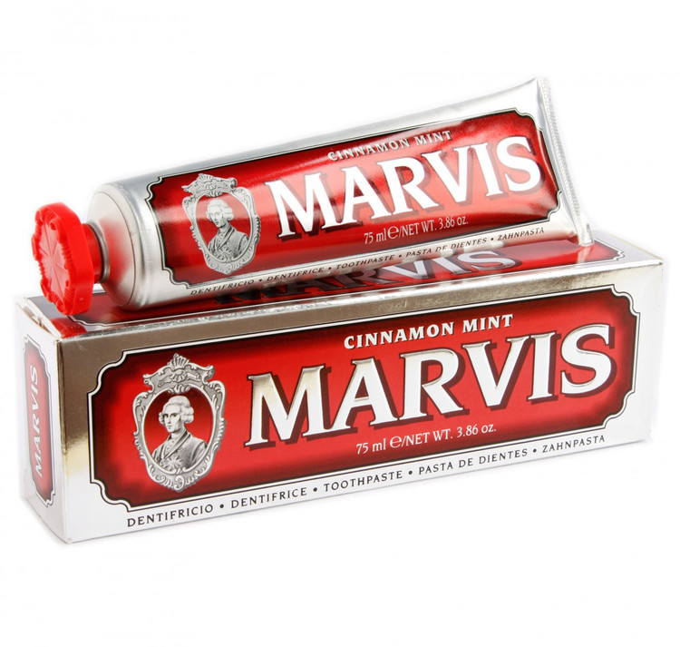 Marvis Cinnamon Mint Toothpaste
