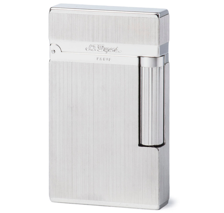 S.T. Dupont Ligne 2 Brushed Palladium Lighter