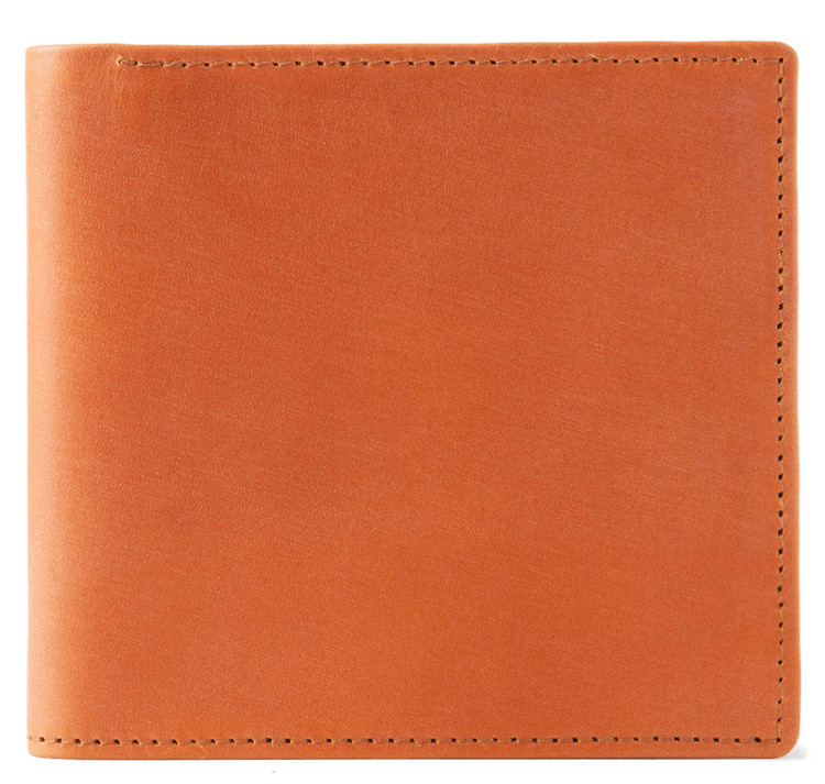 Sir Jack's London Tan Bifold Wallet