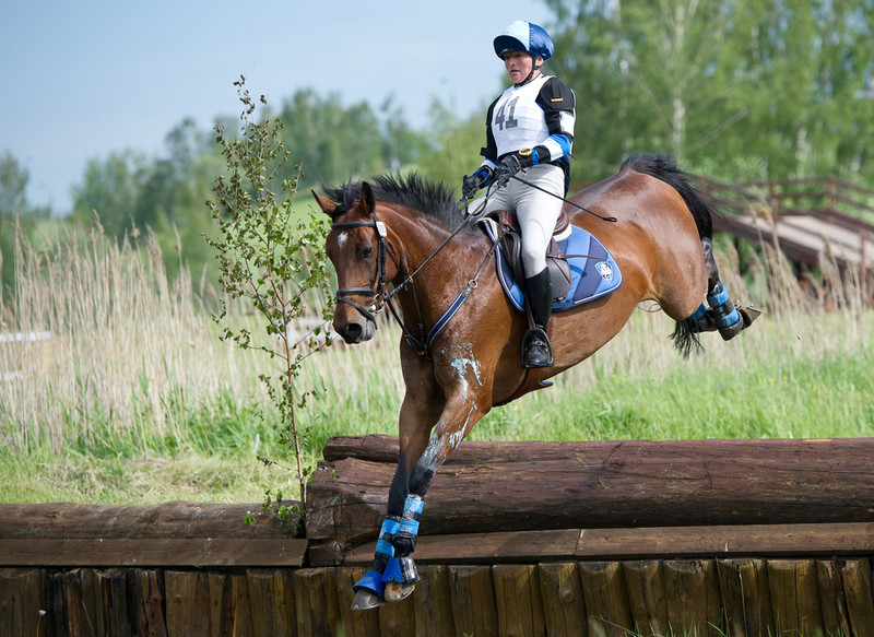 Three Day Eventing at the Kentucky Horse Park - Caracol - Inspired