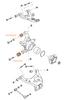 Knuckle Bushings - RHF000260 + LR032644