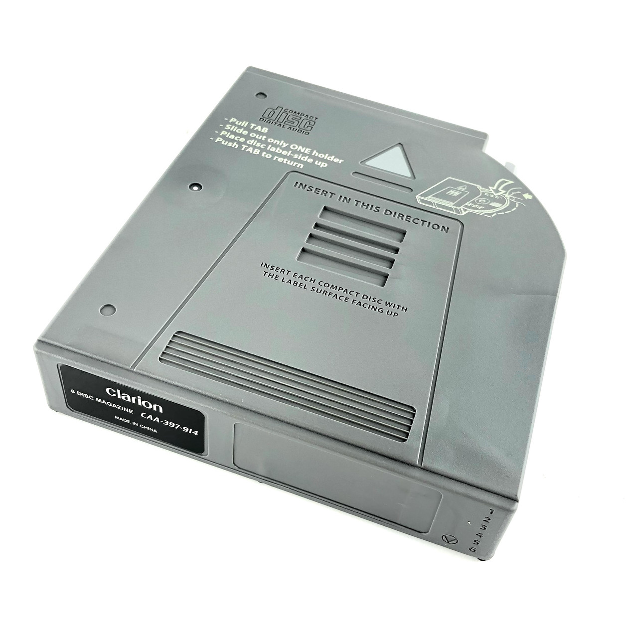 CD Changer Cartridge - LR025951