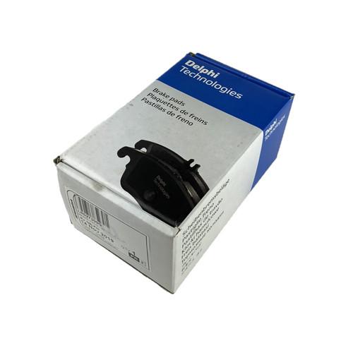 Brake Pads - LR027309G