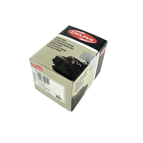 Brake Pads - LR043714G
