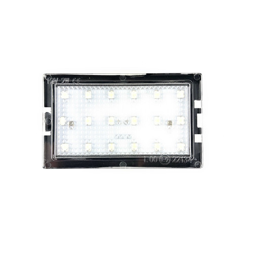 License Plate Lamp - XFC500040LED