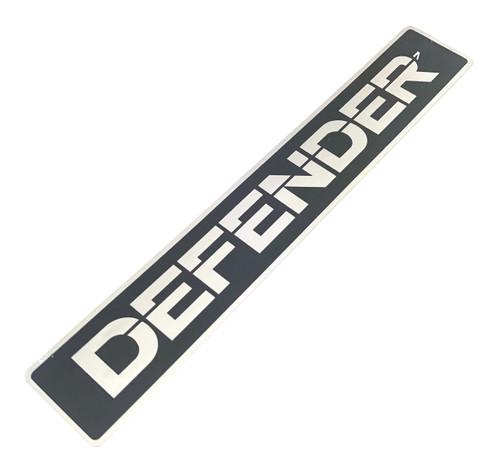 Defender Name Tape - BTR1045