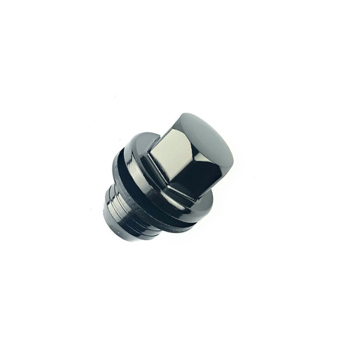 Black Wheel Nut - VPLWW0078